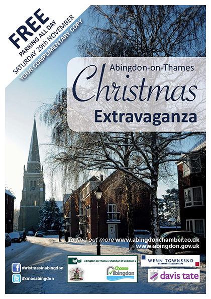 Abingdon Chamber of Commerce: Christmas Extravaganza 2014