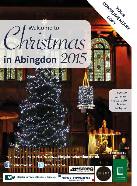 Abingdon Chamber of Commerce: Christmas Extravaganza 2015